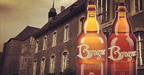 Brasserie de l'Abbaye de Brogne (Abbey Beer)
