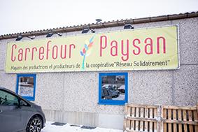 Carrefour Paysan
