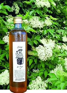 Sirop Nature (Fleurs de Sureau)