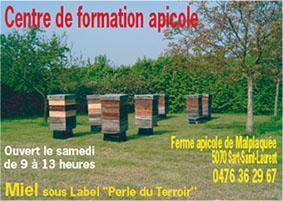Ferme apicole de Malplaquée