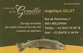 Pisciculture de la Gernelle
